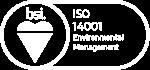 BSI Assurance Mark ISO 14001 KEYB